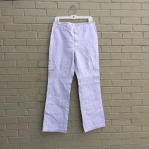 Jeans by Khakis (GAP) Beige w/ Side Pocjets
